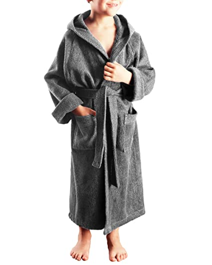 1d85ba8803 Child s Hooded Bathrobe to Fit Boys and Girls