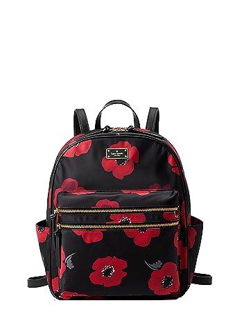 2741adf69627 Kate Spade Women s Black Wilson Road Poppy Bradley Large Backpack