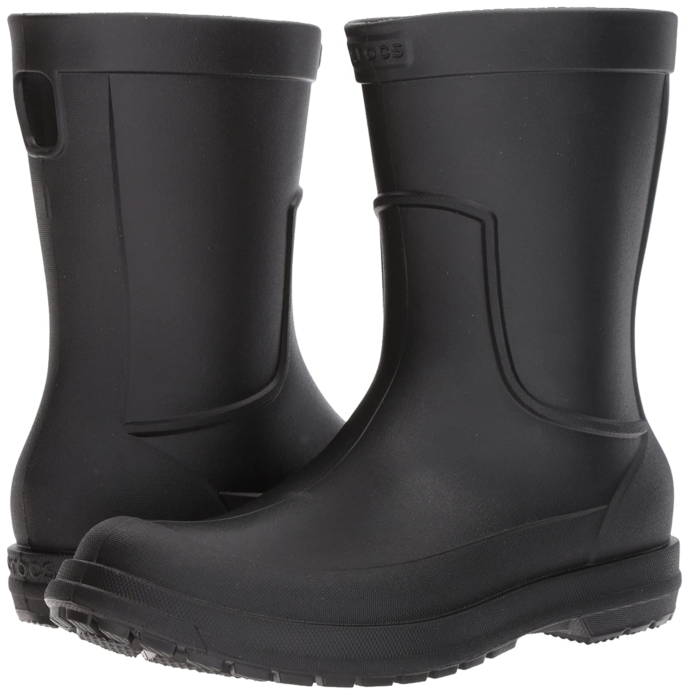 Crocs Mens AllCast Waterproof Rain Boot