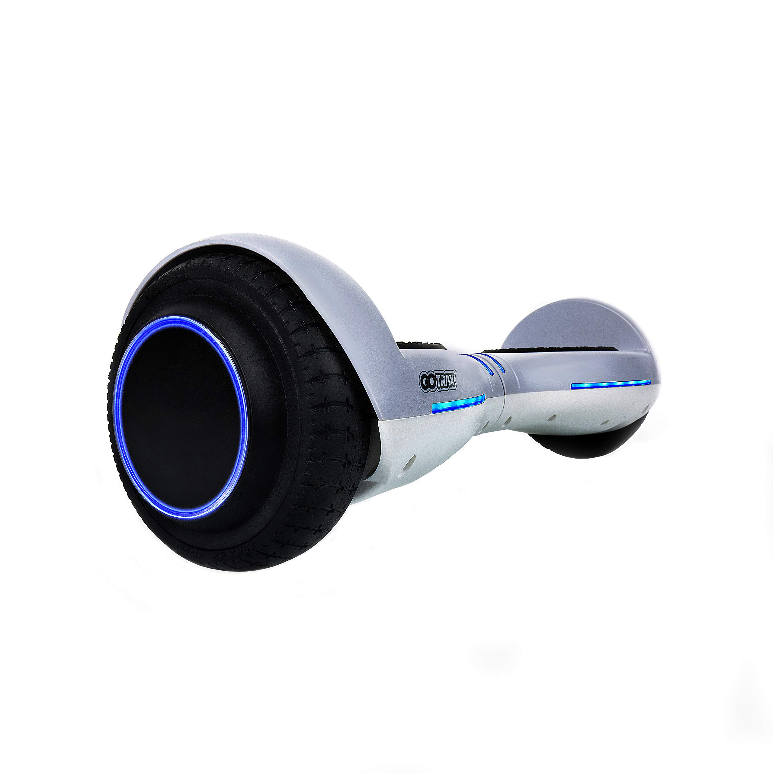 GOTRAX Hoverfly ION LED Hoverboard - UL Certified Hover Board w/Self Balancing Mode