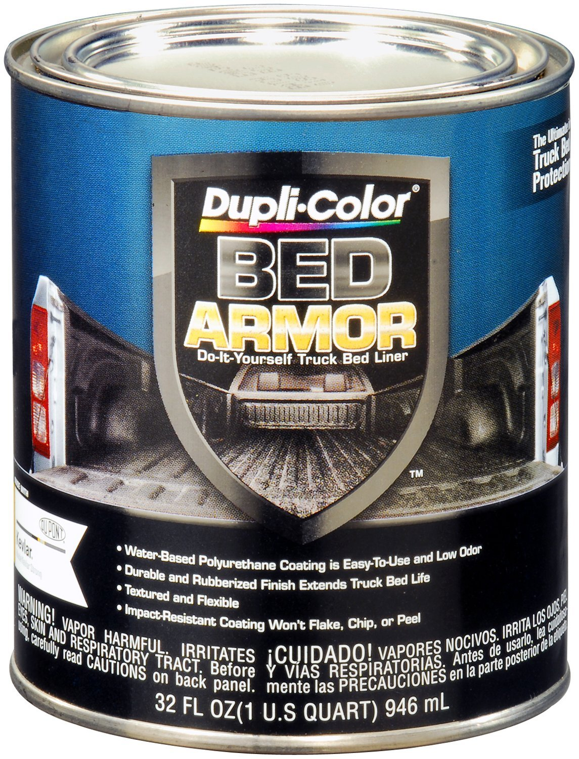 Dupli-Color Black Premium Truck Bed Armor by Dupli-Color (Image #1)