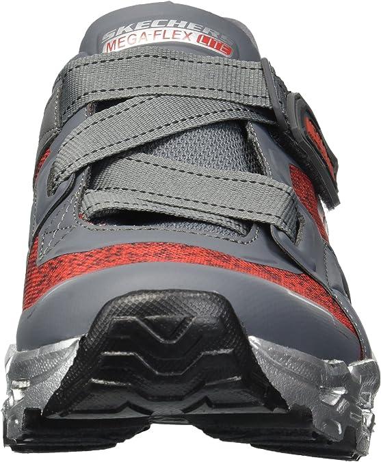 Skechers Kids 97566L Boys Mega-Flex Lite 2.0-Blast Fas SneakerM
