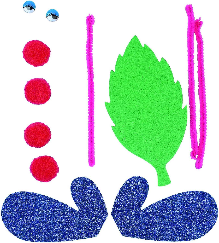 APLI Apli14620 Butterfly Craft Kit