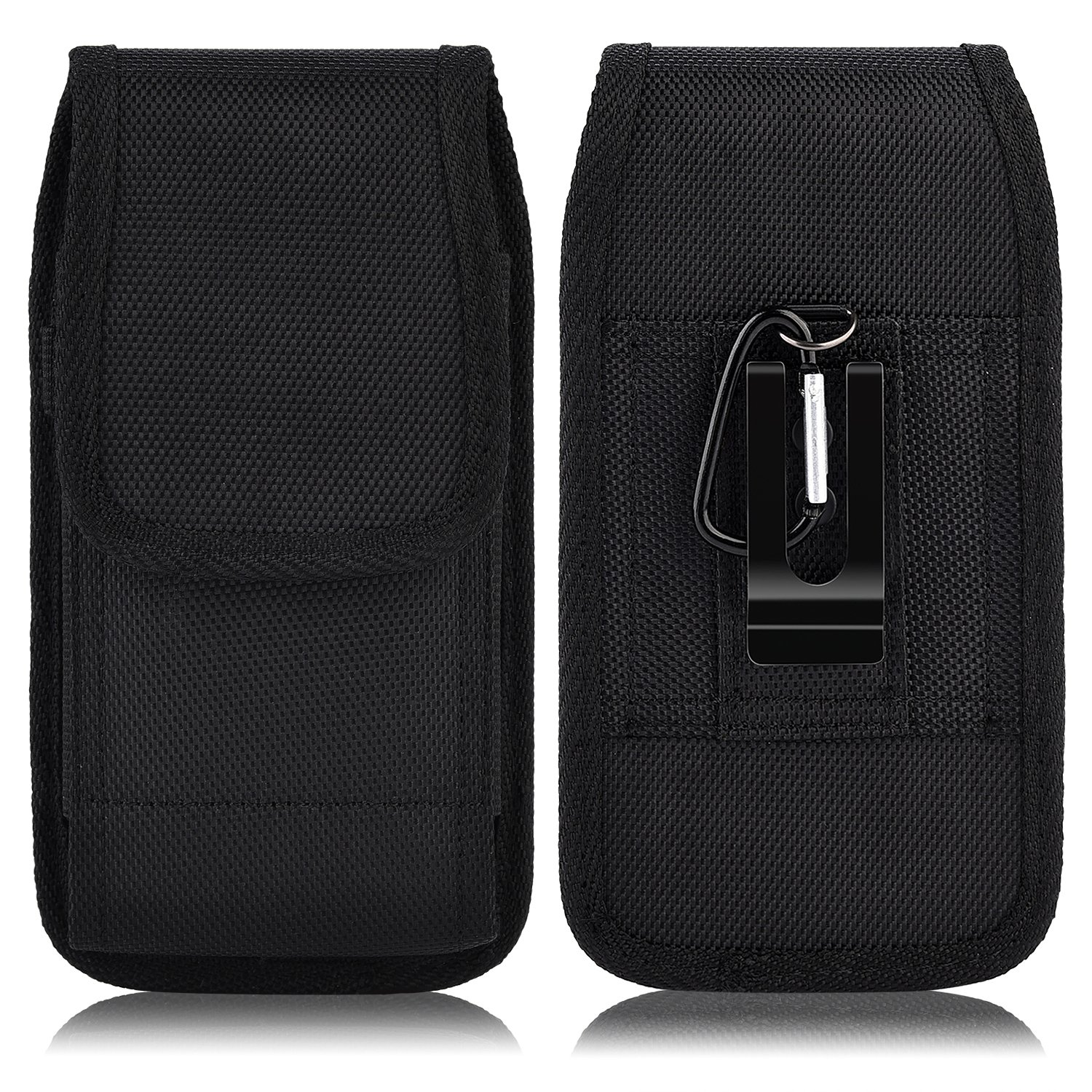 official photos ea35f 04092 iNNEXT Universal Case for iPhone 8 7 Plus Pouch Case, Vertical Holster Belt  Clip Carrying Case Pouch for iPhone X iPhone Xs iPhone XR iPhone 6 ...