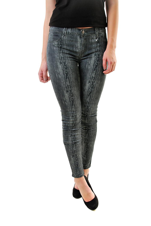 J BRAND Women's Wood Grain Skinny Jeans 801O241