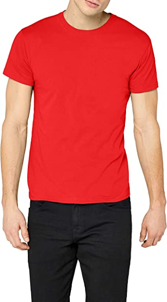 Fruit of the Loom Camiseta para Hombre: Amazon.es: Ropa y accesorios