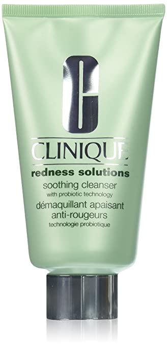 Amazon.com   Clinique Redness Solutions Soothing Cleanser, 5 Ounce   Facial  Cleansing Products   Beauty dbd1cd592909