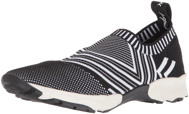 kensie Women's Magpie Sneaker B07821CZ48 7 B(M) US|Black