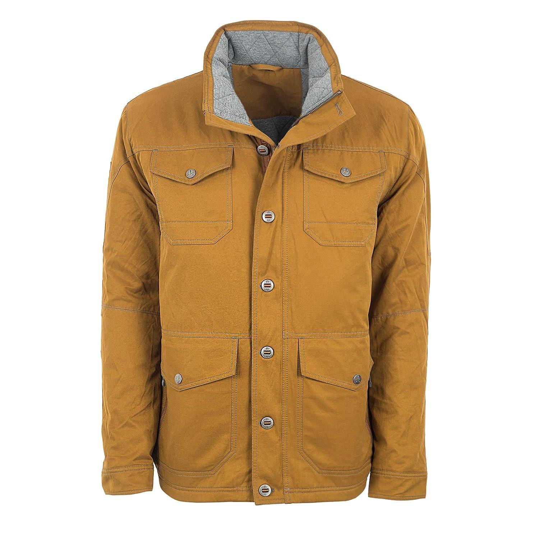 khaki, Small STS Ranchwear Mens Fieldsman Jacket Lined