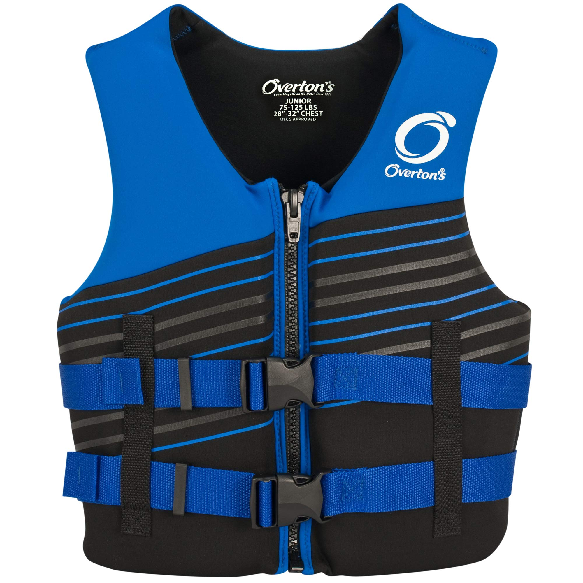 Overton's Junior Biolite Life Jacket Blue by Overton's