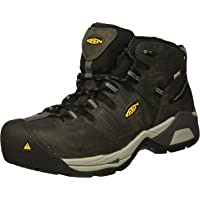 KEEN Utility Men's Detroit Xt Mid Steel Toe Waterproof Industrial Boot