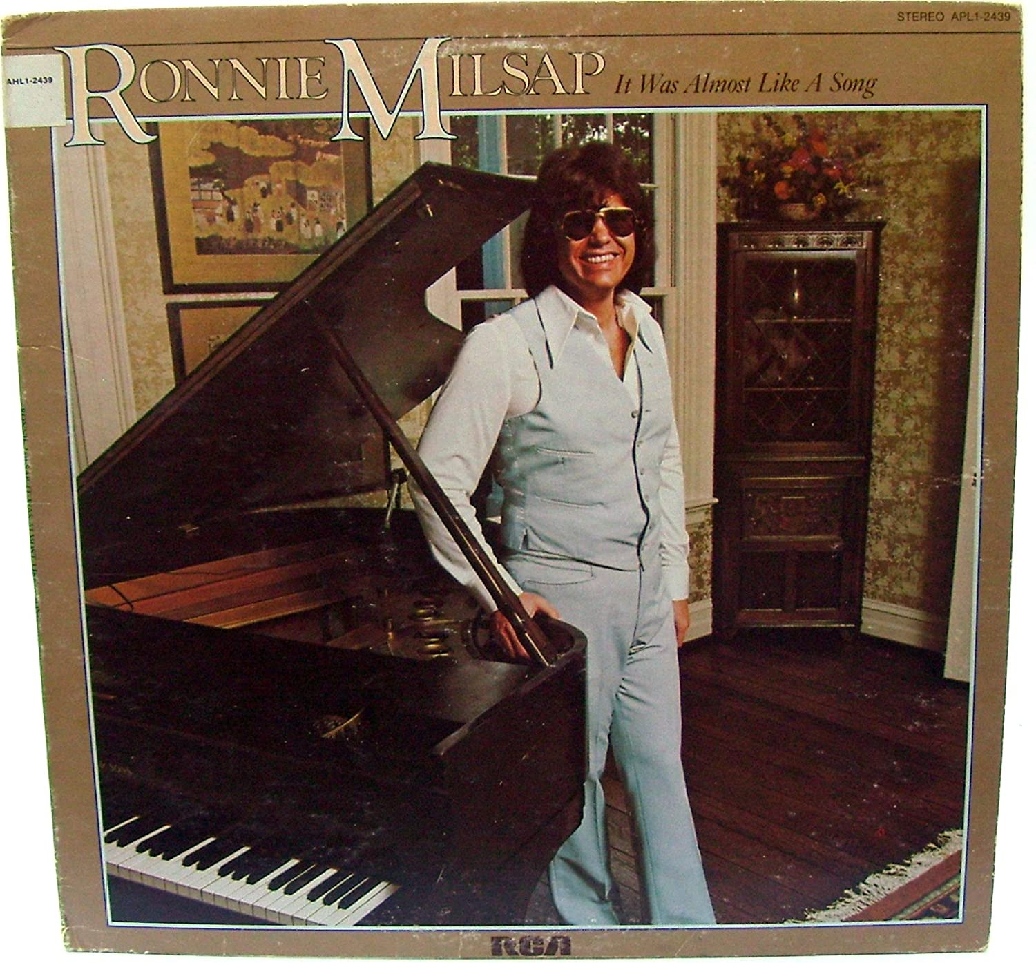 I can almost see houston from here (live) by ronnie milsap on.
