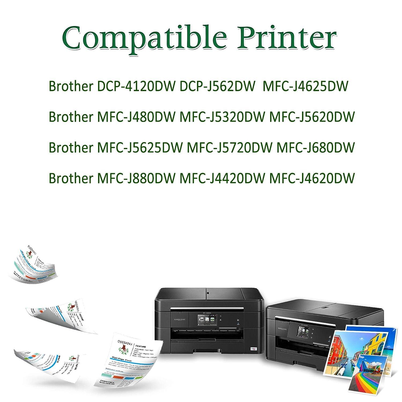 GREENSKY 5Paquete Cartucho de tinta compatible Trabajar para ...