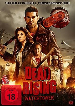 Dead Rising Watchtower Dvd Amazon Co Uk Dvd Blu Ray