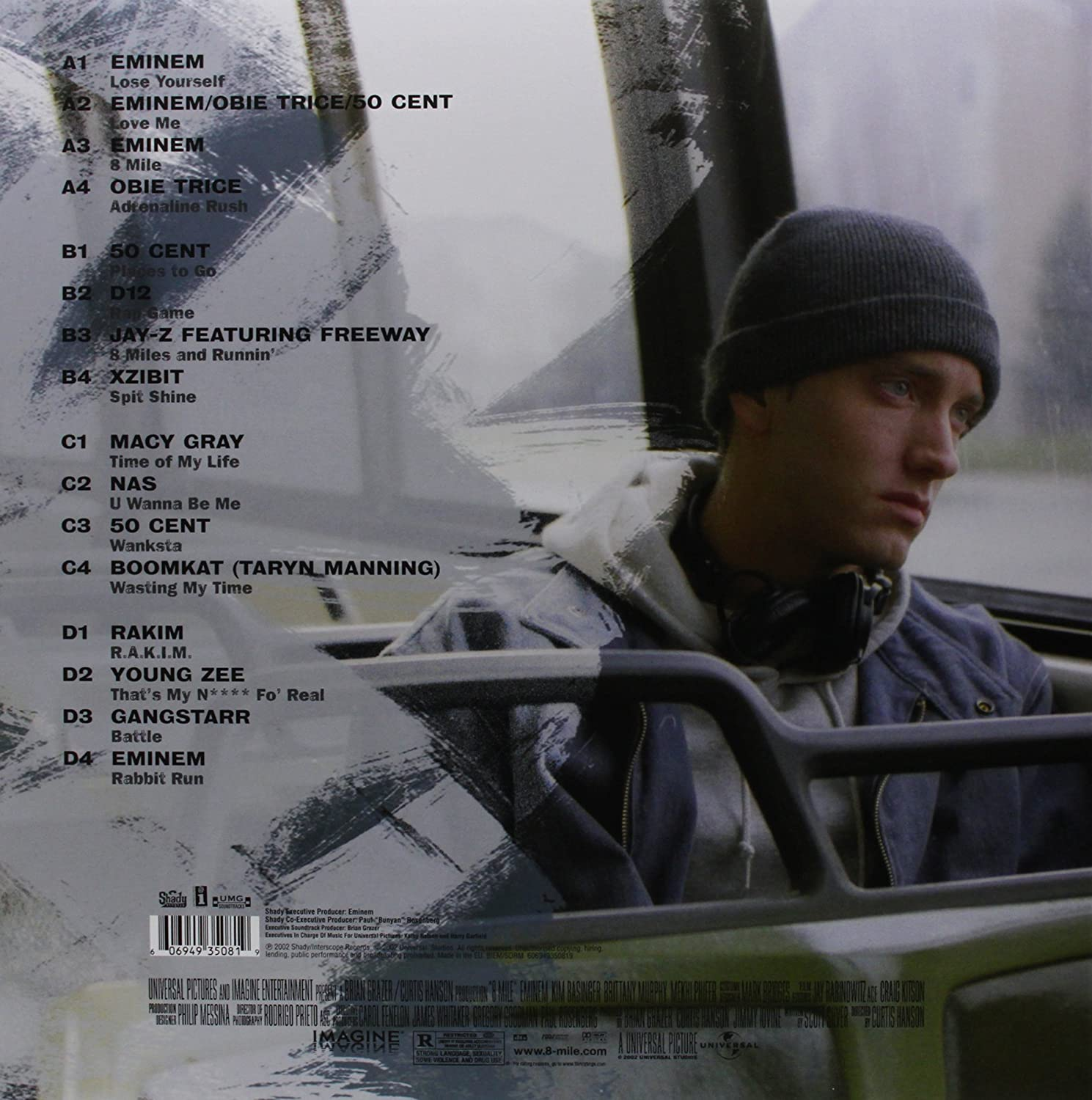 8 mile soundtrack album download