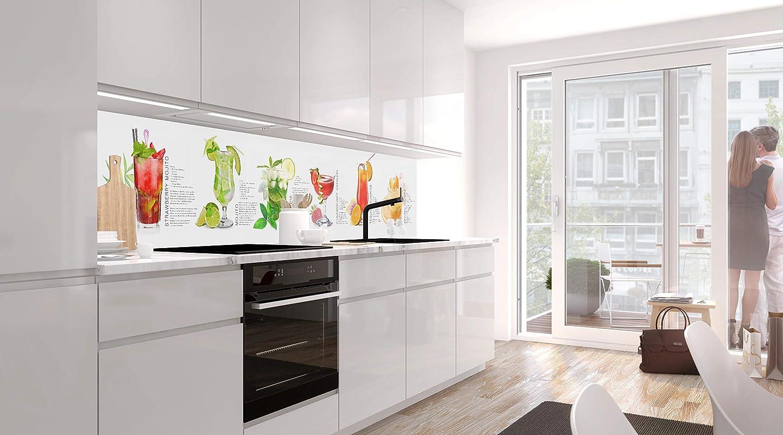 StickerProfis StickerProfis StickerProfis Küchenrückwand selbstklebend - OLIVEN - 1.5mm, Versteift, alle Untergründe, Hart PVC, Premium 60 x 280cm B07M5VF2HT Wandtattoos & Wandbilder d1464c