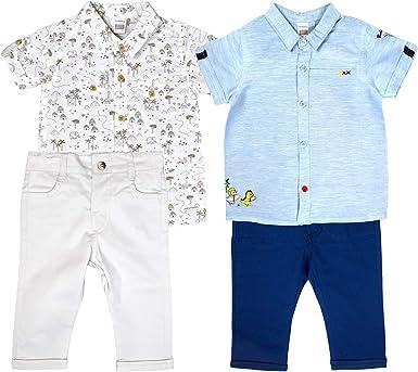 Conjunto de Traje de bebé para niño, Camisa, Pantalones ...