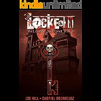 Locke & Key Vol. 1: Welcome To Lovecraft (Locke & Key Volume) book cover
