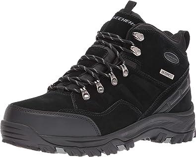 skechers mens boots amazon