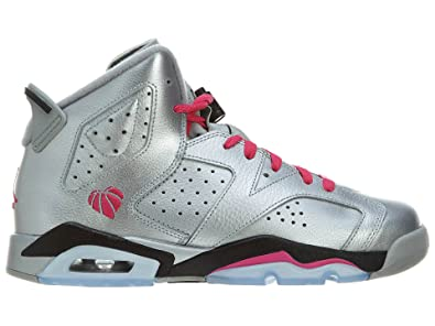 9f044c153637b Amazon.com | Nike Air Jordan 6 Retro GG [543390-009] Kids Casual ...