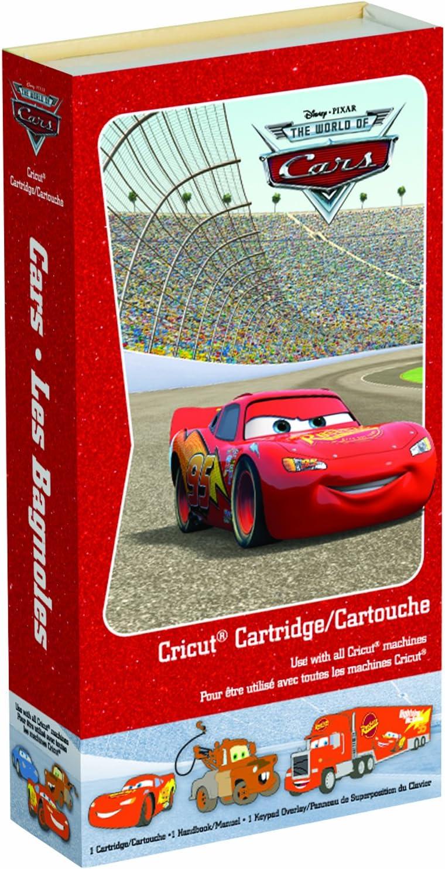 B001GUZHVU Cricut Disney/Pixar Cartridge, Cars 81zI8bh9TPL