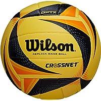 CROSSNET Wilson X OPTX Replica Game Ball - Beach Volleyball Ball - Beach Ball Volleyball - 4 Square Volleyball Game Ball…