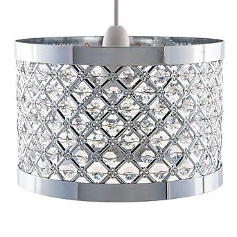 Home Treats - Pantalla para lámpara de techo (6 elegantes diseños ...