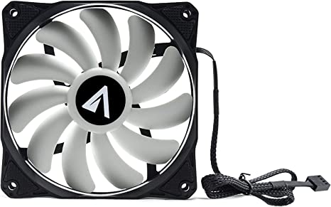 Abysm Breeze - Ventilador Gaming para PC de 11 aspas (PWM, 120 mm ...