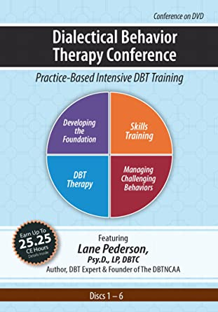 Amazon.com: Dialectical Behavior Therapy (DBT): 4-Day Intensive ...