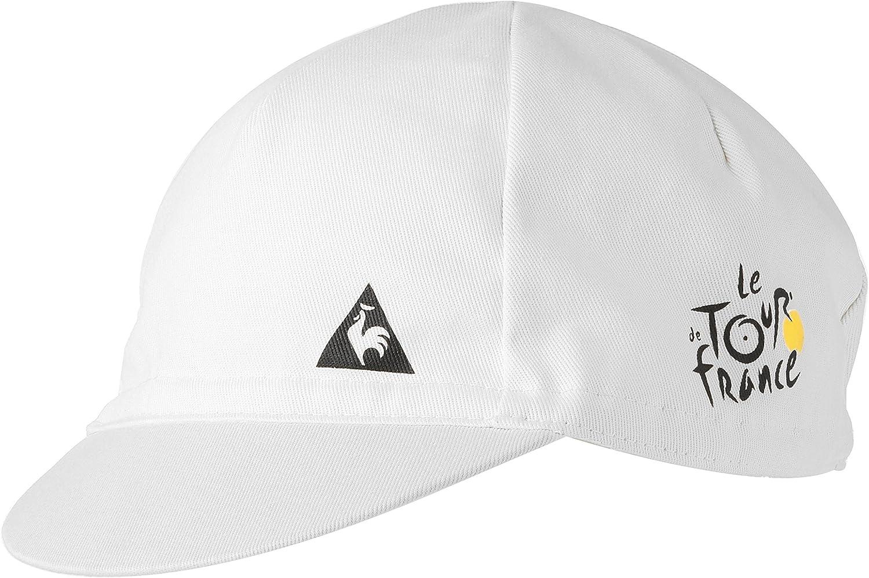 Le Coq Sportif Cycling Cap, Unisex, Color Blanco - Blanco, tamaño ...