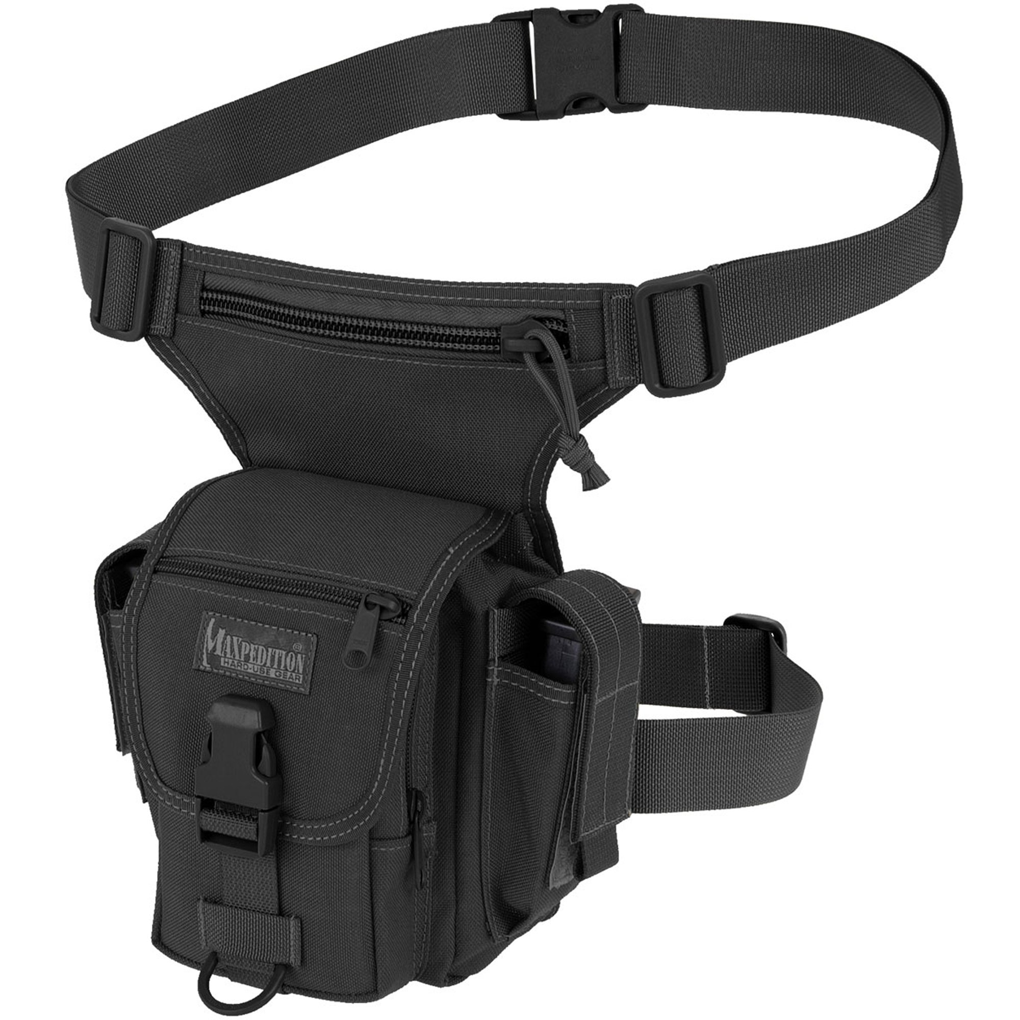 Maxpedition Thermite Versipack, Black by Maxpedition