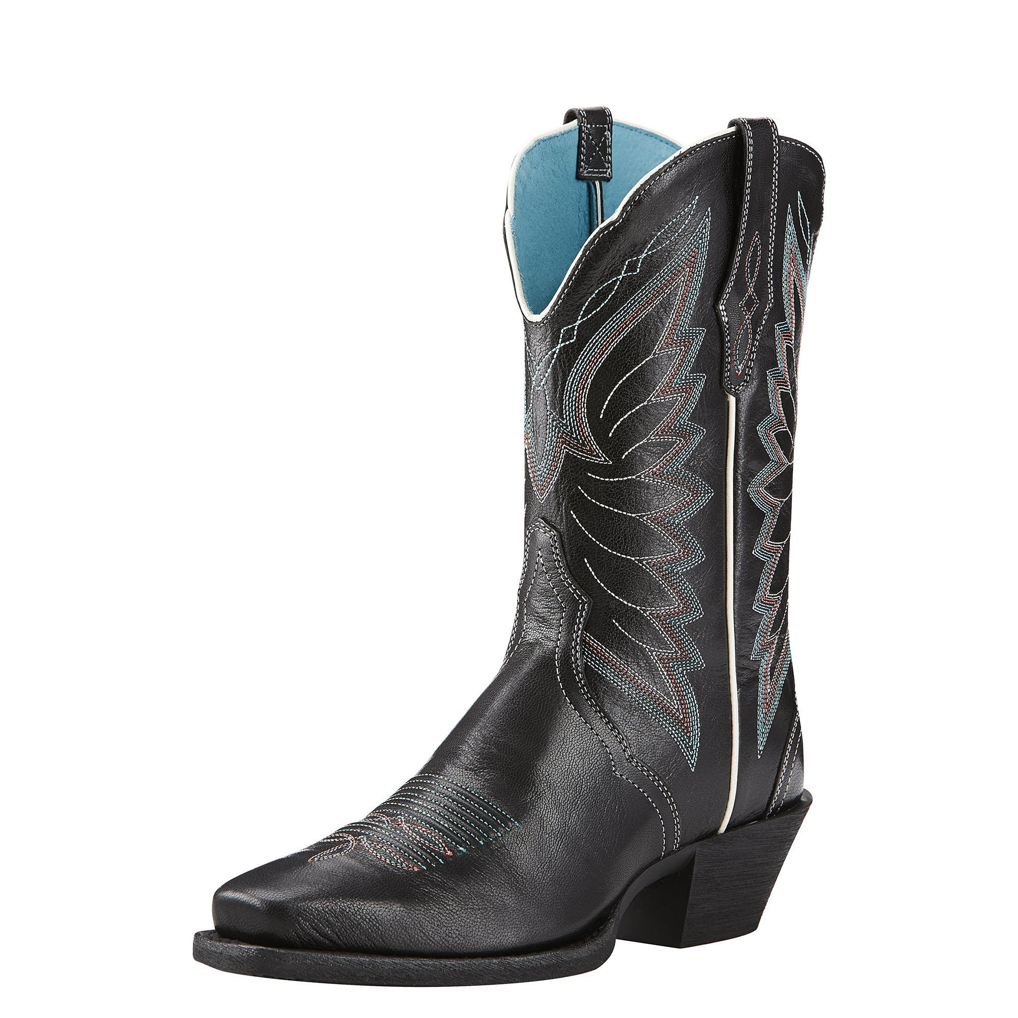 Ariat Womens Autry Performance 7 B Old Black