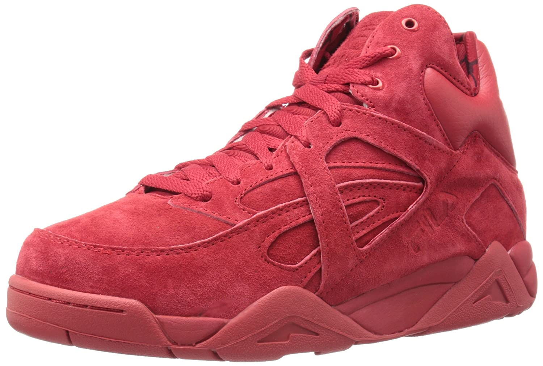 Fila rouge Fila Navy Fila La Cage Chaussure de Basket 41.5 EU