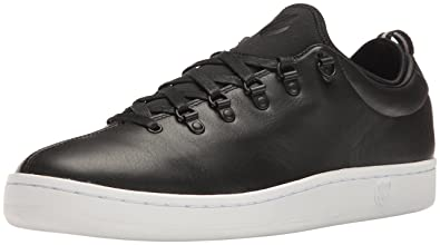 Mens Classic 88 Sport Low-Top Sneakers, Black White, 8 UK K-Swiss