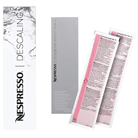 Kit de descalcificación para Nespresso - para máquinas de ...