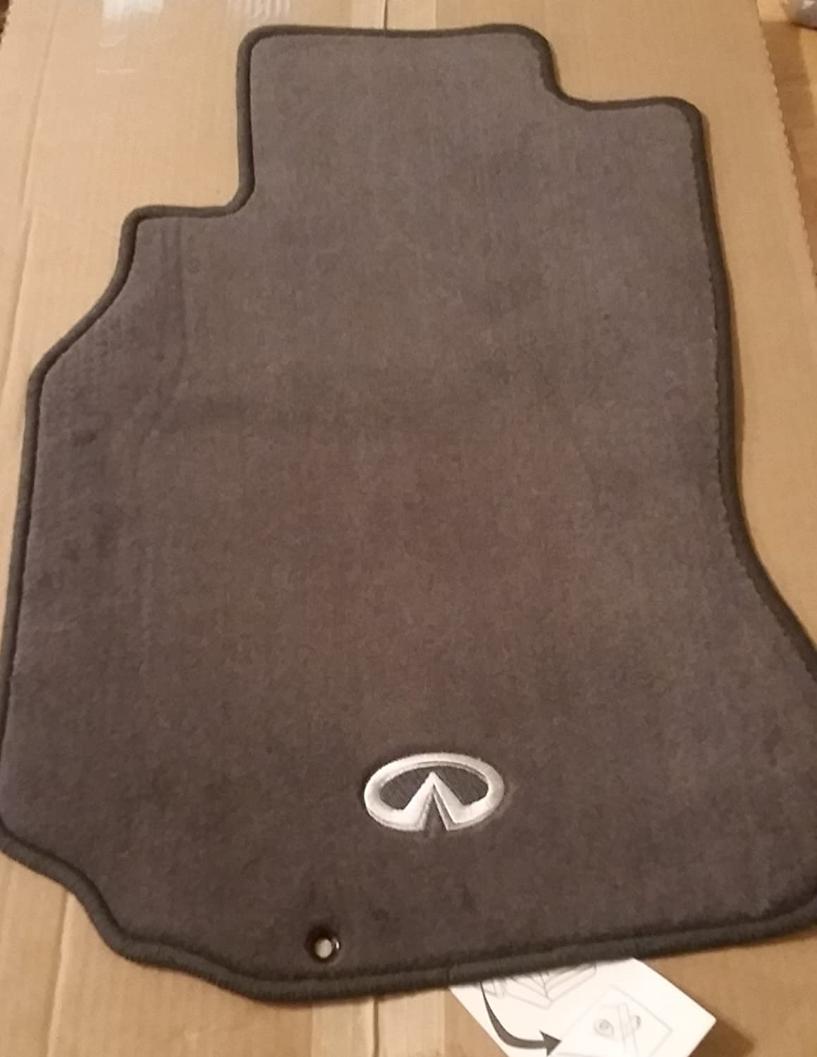 New OEM Infiniti JX35 2013 Carpeted Floor Mats **2 Colors Available**