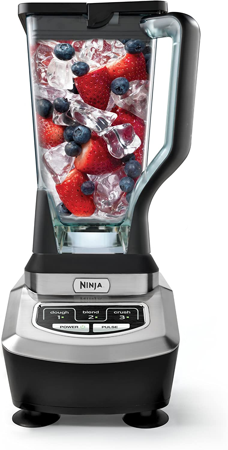 Ninja Kitchen System 1200 (BL700) Blender for hummus