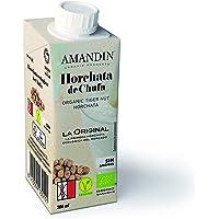 AMANDIN Horchata Ecológica De Chufa 200ml - Pack