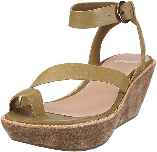 5f504f38 Camper Damas, Sandalias de vestir para Mujer, Verde, 38 EU: Amazon.es:  Zapatos y complementos