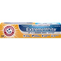 ARM & HAMMER Extreme White Toothpaste, 120-ml