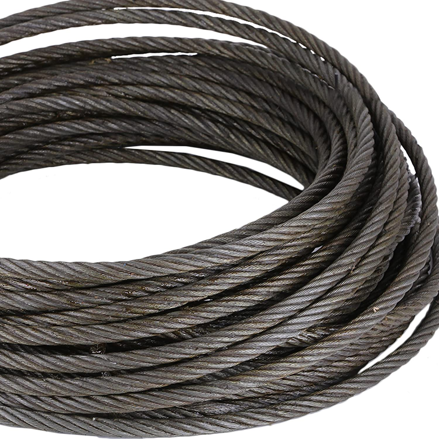 Amazon.com: Mophorn Winch Cable 3/8\