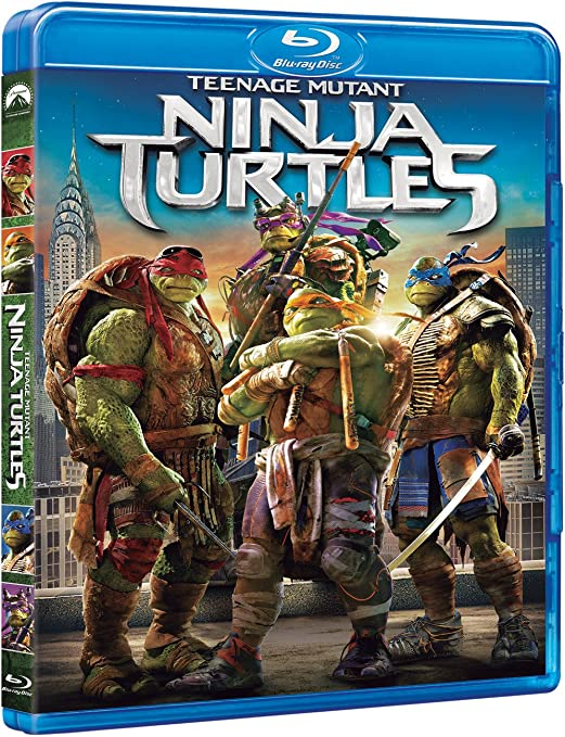 Ninja Turtles [Blu-ray]: Amazon.es: Megan Fox, Alan Ritchson ...