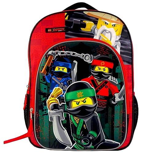 LEGO Mochila – película Ninjago película mochila escolar 175025