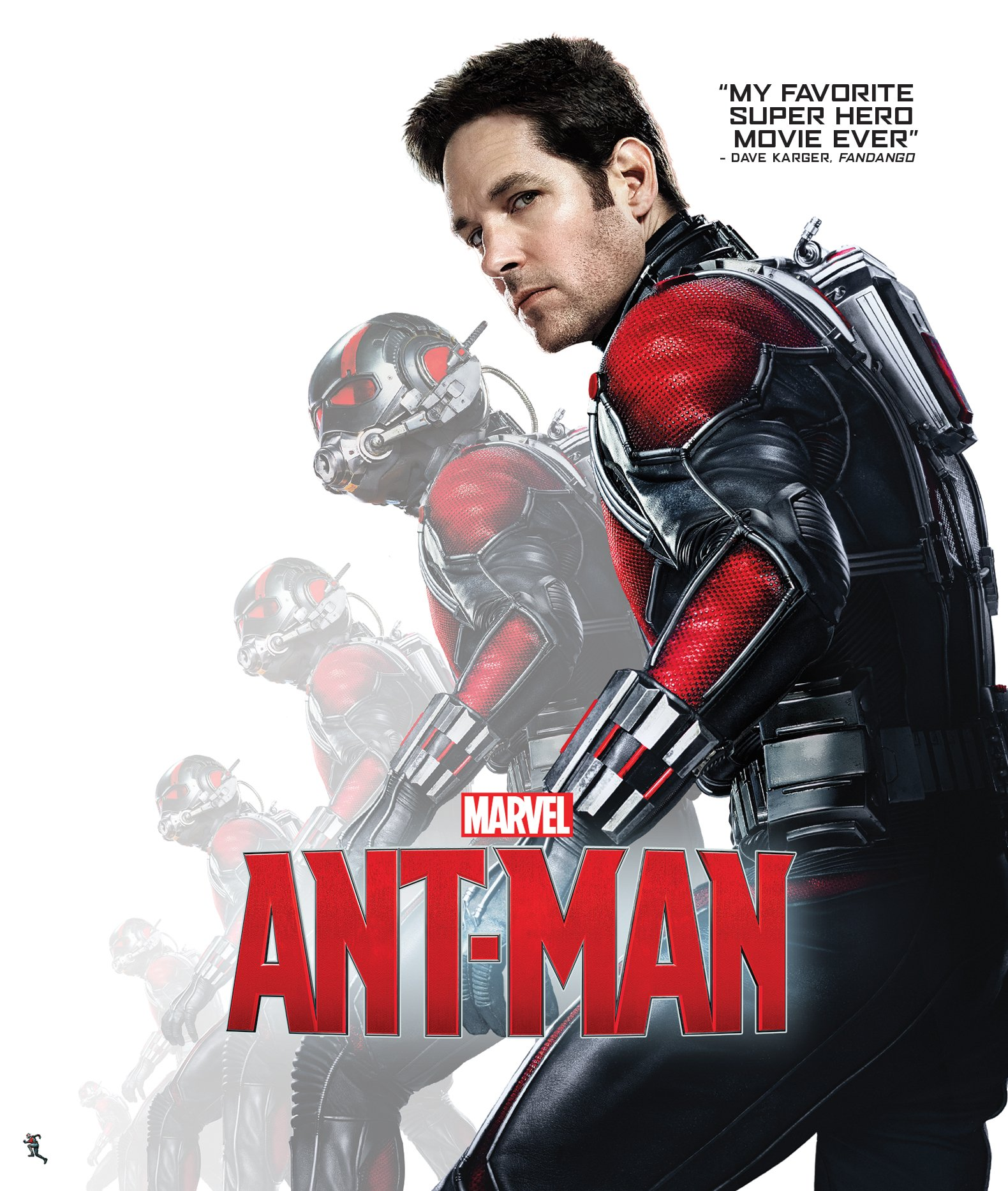 Blu-ray : Ant-Man (Dubbed, AC-3, Dolby, Digital Theater System, Digitally Mastered in HD)