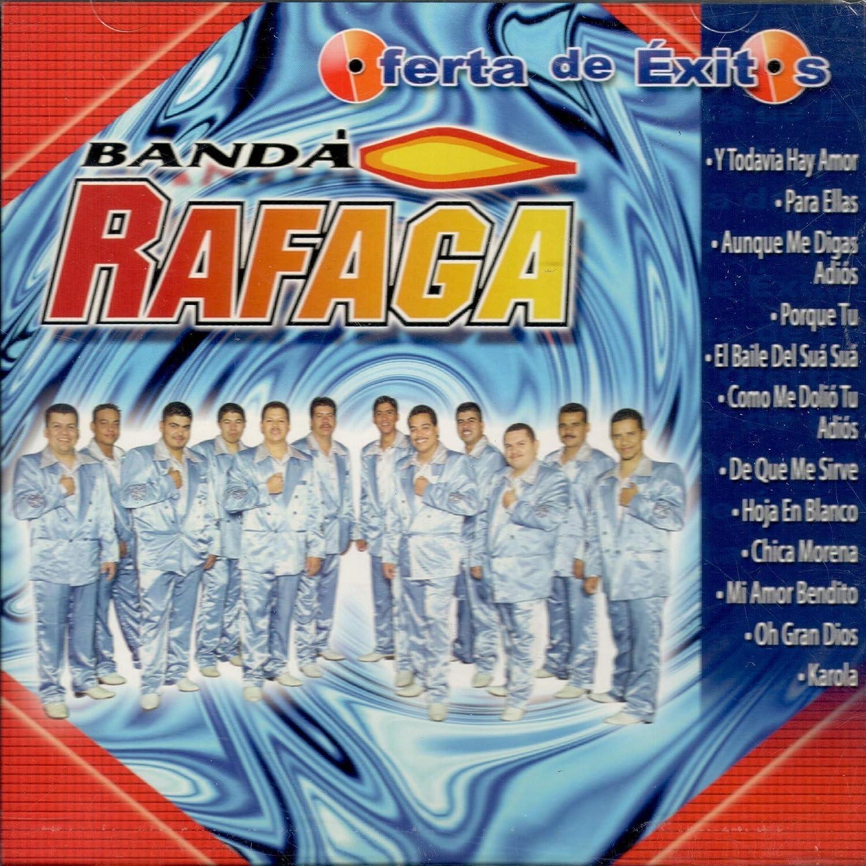 Banda Rafaga: Bombing New sales free shipping Oferta Exitos De