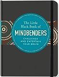 Little Black Book of Mind Benders (Brain Games, Brain Teasers)