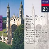 Great Choral Classics From King's (2 CD)