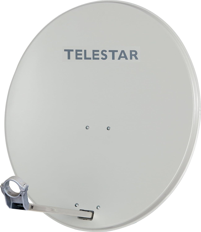 Telestar Digirapid80 - Parabólica, blanco [importado]
