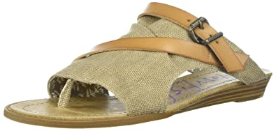 00b65aba7949 Blowfish Women s Barria Slide Sandal  Amazon.co.uk  Shoes   Bags