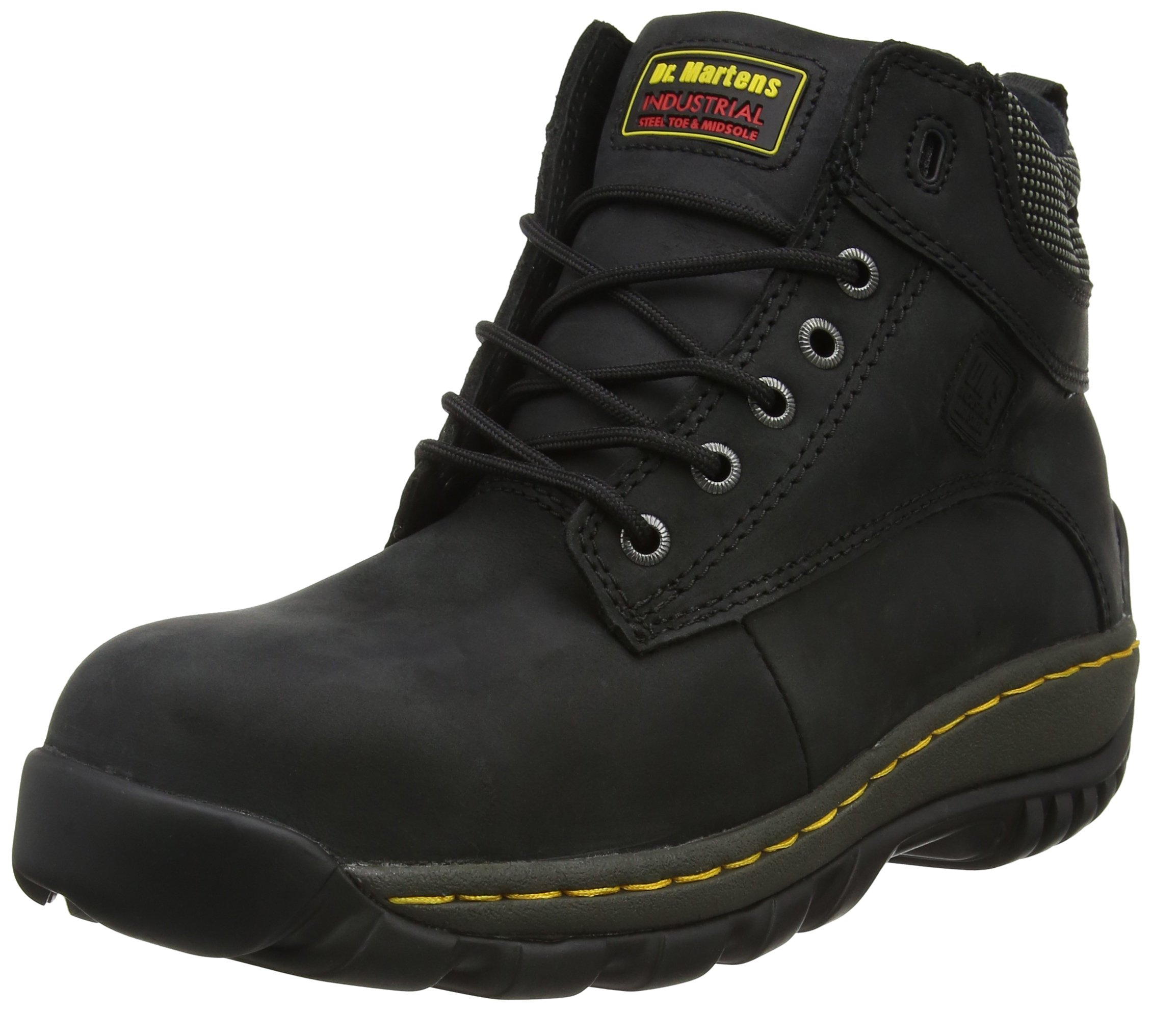 Dr Martens Unisex Adults Hynine St Safety Shoes